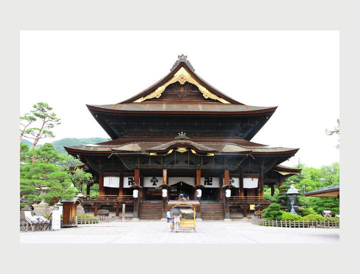 Tempio Zenkoji