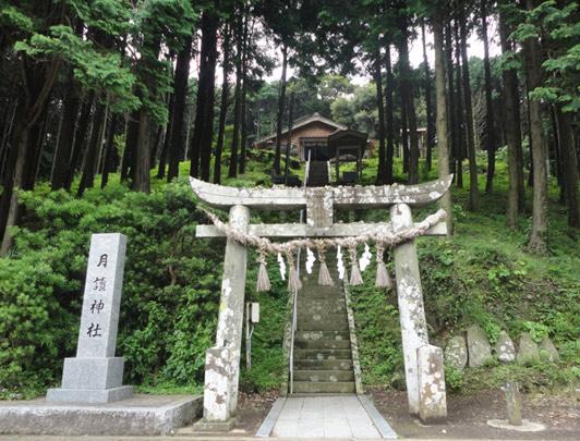 Tsukiyomi Shrine, Iki, Nagasaki