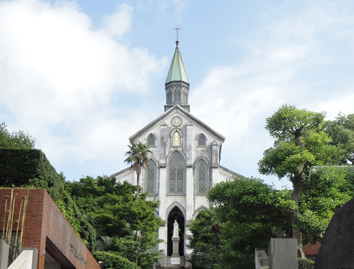 Oura Catholic Church (Oura Tenshudo)