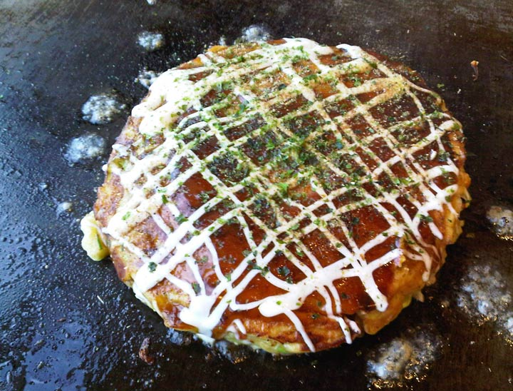 L'Okonomi-yaki