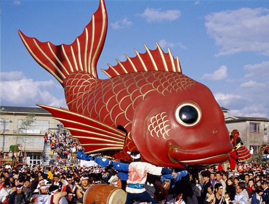 Karatsu Kunchi, Saga