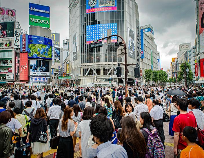 Extraordinary Tokyo in 24 hours by Anne Mortensen