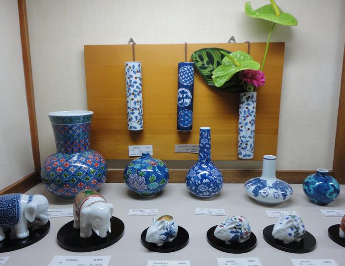 The porcelain produced in Arita (Arita ware)