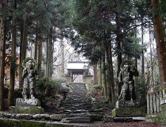 Futagoji Temple, Kunisaki Peninsula Oita