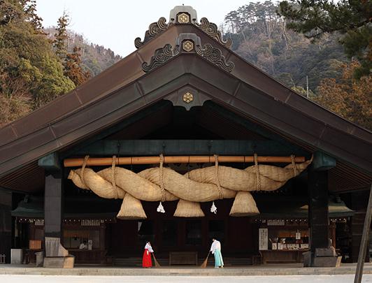 Izumo Taisha Grand Shrine, Shimane