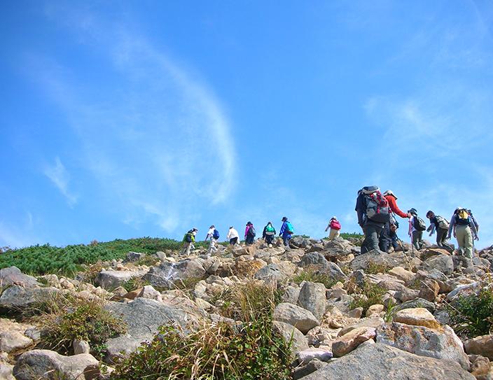 niseko_trekking