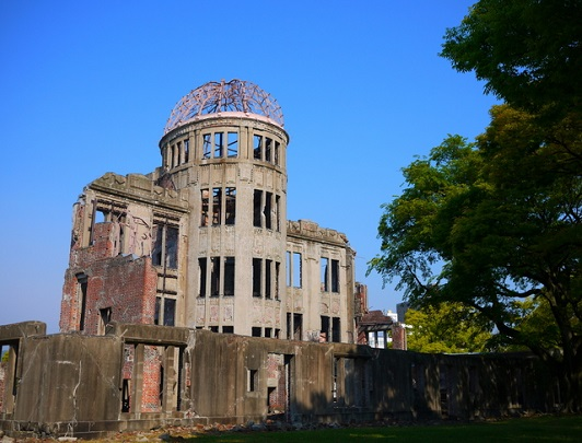 Atomic Bomb Dome_Hiroshima