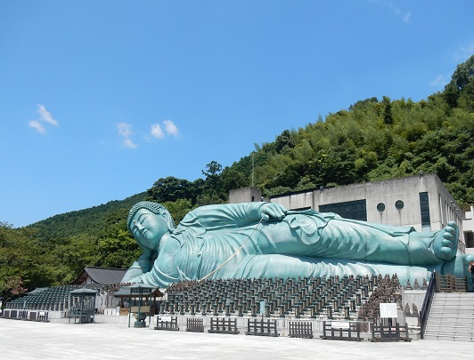 Nanzoin Temple, Fukuoka