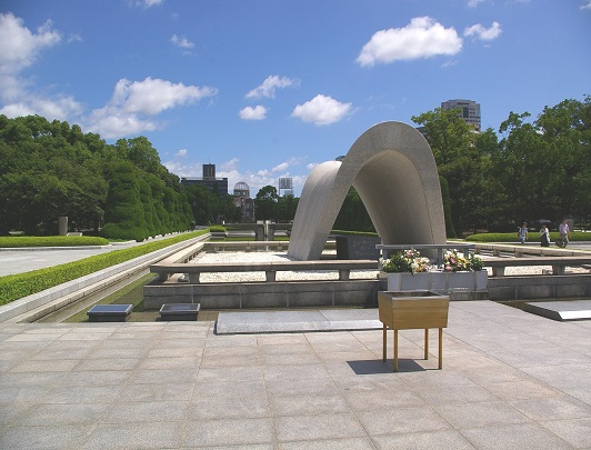 Peace Memorial Park_Hiroshima