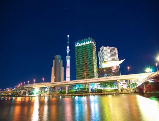 TOKYO SKYTREE® observation deck & Asakusa