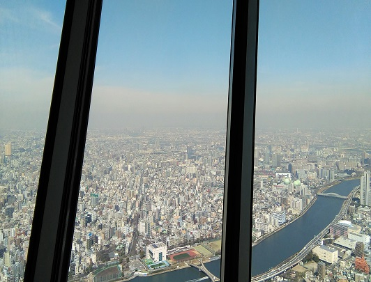 SKYTREE Observation Deck