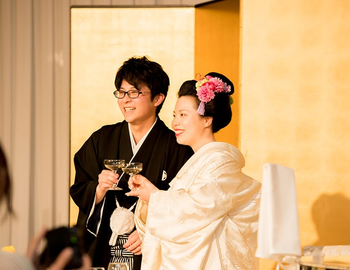 bcff72664d What to Expect at a Japanese Wedding   Japan Travel Centre