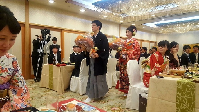 What To Expect At A Japanese Wedding Japan Travel Centre