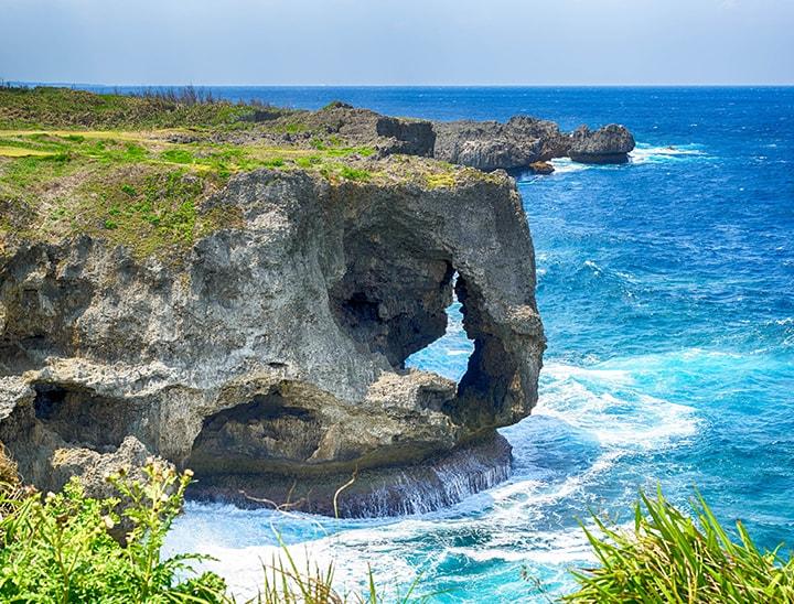 Exotic Okinawa Escape