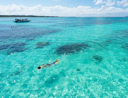 Plages paradisiaques à Okinawa