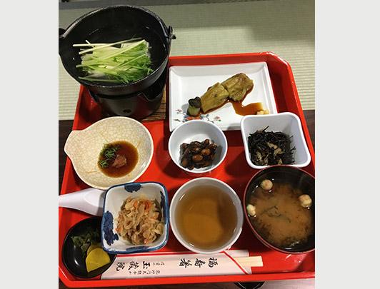 Petit-déjeuner-Shojin-ryori