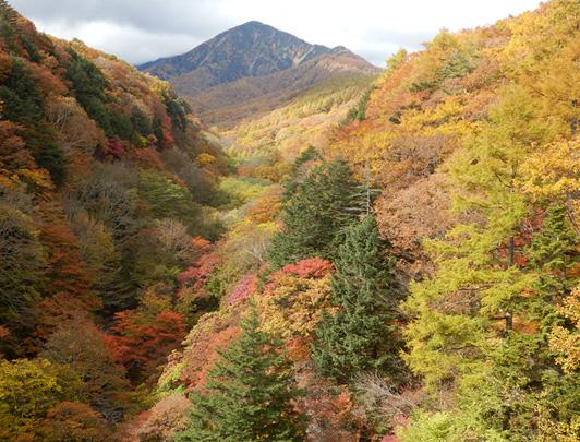 Kawamata Valley, Yamanashi