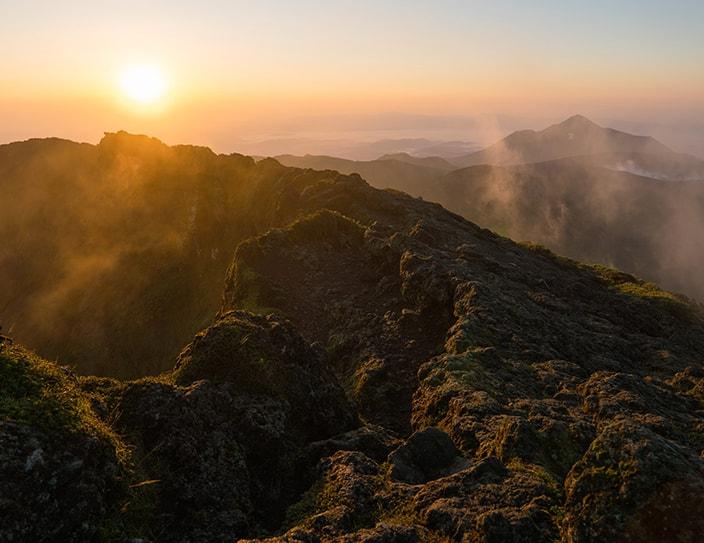 Volcans, légendes et randonnées de Kirishima
