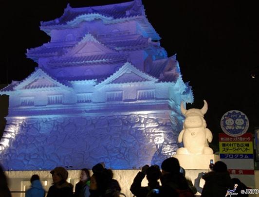 Sapporo Snow Festival (Sapporo Yuki Matsuri)
