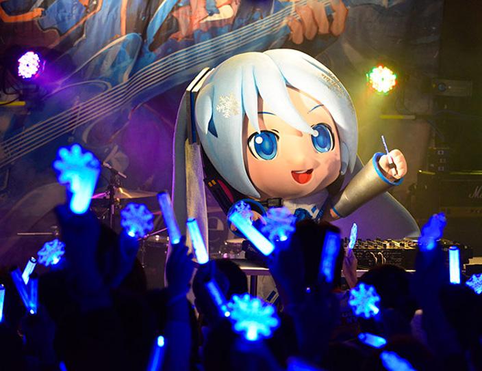 La culture manga et audiovisuelle à Sapporo
