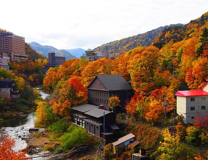 La saison de l'équinoxe au Japon