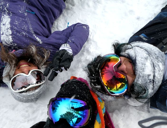 japon sapporo hiver ski