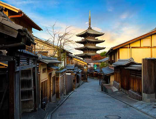 Hōkanji Temple Kyoto