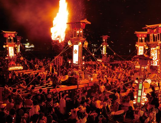 Kiriko festival