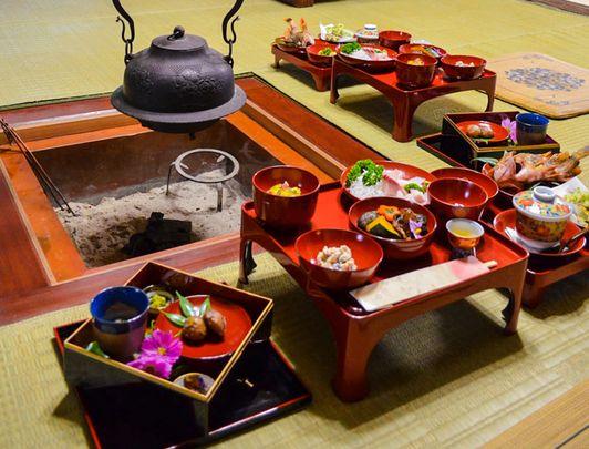 Yuka-an dîner