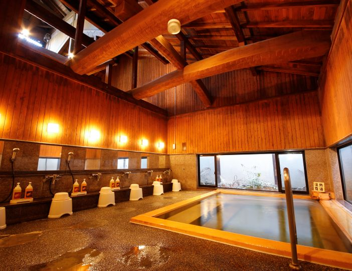 bain thermal onsen ryokan japon
