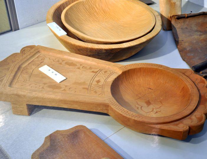 culture ainou ainu japon hokkaido outils