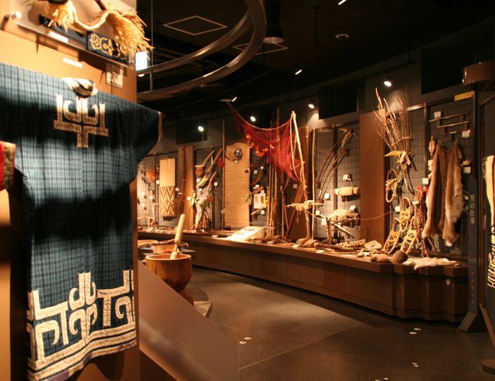 musee ainou sapporo hokkaido japon