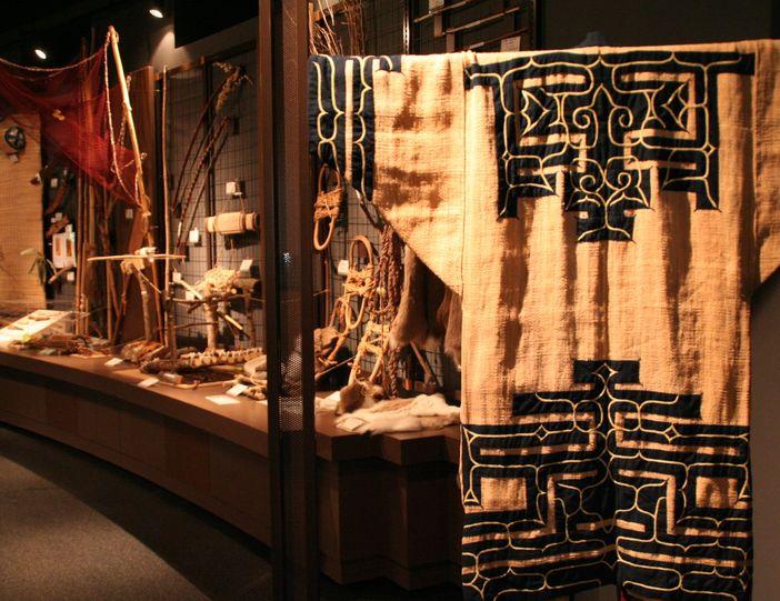 musée ainou ainu japon hokkaido sapporo