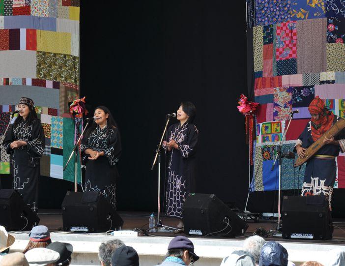 chant musique traditionnel ainou japon ainu