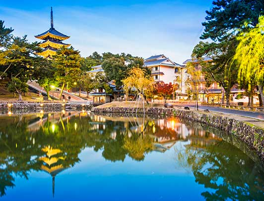 9-Day Golden Route Guided Tour from Osaka