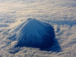 Mt Fuji January