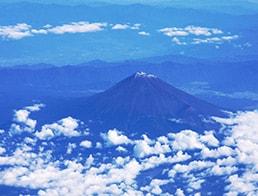 Mt Fuji October