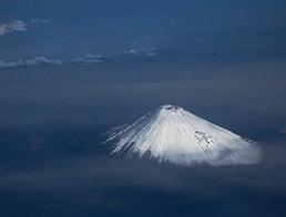 Mt Fuji November