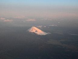 Mt Fuji December