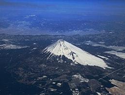 Mt Fuji February