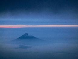Mt Fuji June
