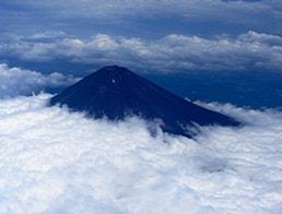 Mt Fuji July
