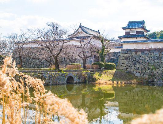 Château de Fukuoka et jardin de Maizuru