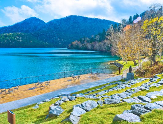 Lac Toya - Hokkaido