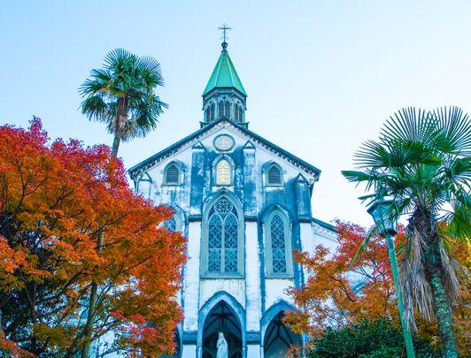 Eglise d'Oura, Nagasaki
