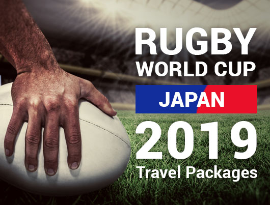 Rugby World Cup Japan 2019 Travel Packages