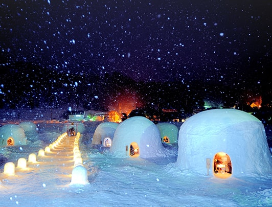 Igloo Village Restaurant