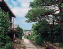 La vallée de Kiso : Magome, Tsumago et Narai Juku