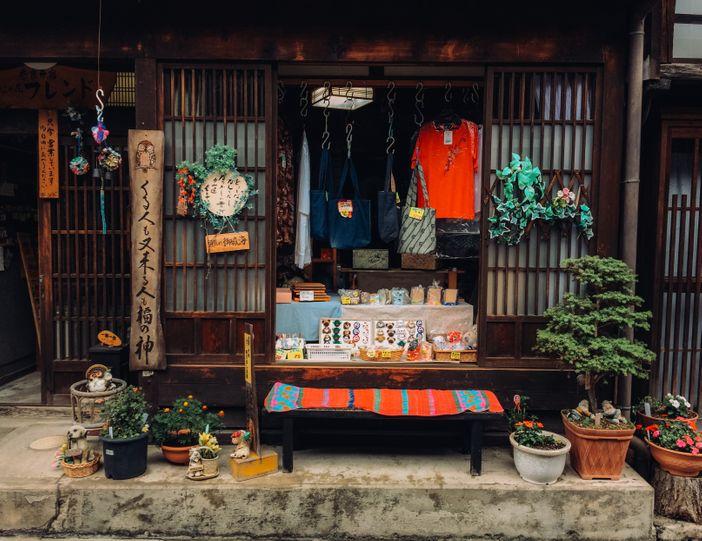 japon authentique traditionnel narai juku