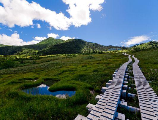 Alpine Route, Toyama